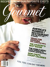 Gourmet Cover